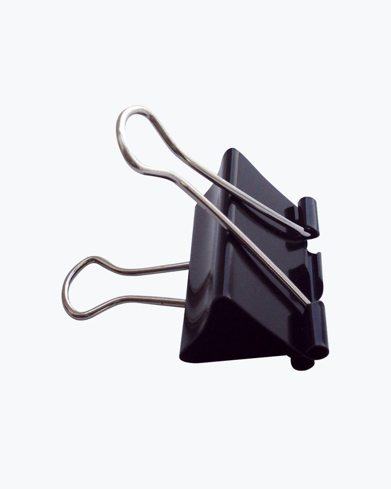 Binder Clip (15mm) small pack of 12