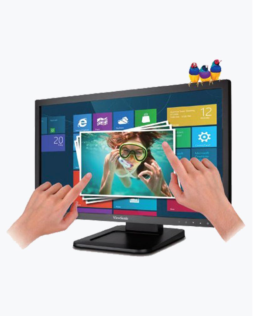 "Viewsonic 21.5"" Touch Monitor"